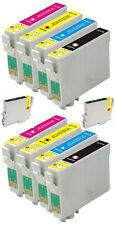 10 Tintas Para sx430w, mano de obra wf-7015, Wf-7515, wf-7525, sx235, sx425w, sx425w