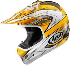 Arai VX-3 MX Motocross Helmet - Nitrous Yellow - Medium (57-58cm)