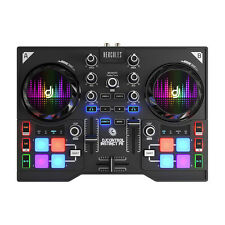 HERCULES DJ CONTROL INSTINCT P8 - 2 DECK USB CONTROLLER / Authorized Dealer