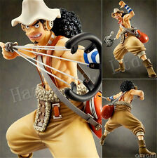 Anime One Piece POP Usopp New World Sailing 1/8 New Box Complete Figure Toy