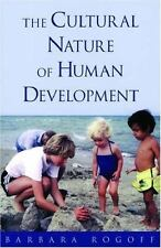 The Cultural Nature of Human Development-ExLibrary