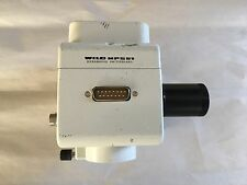 Wild MPS51 Microscope Camera Adpater includes eye piece 368051 used