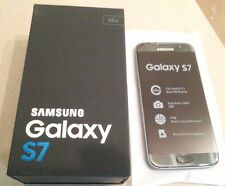 Samsung Galaxy S7 SM-G930U - 32GB - Black Onyx U.S. Spec - Factory Unlocked