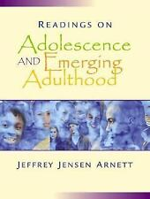 Readings on Adolescence and Emerging Adulthood, Arnett, Jeffrey J., Acceptable B