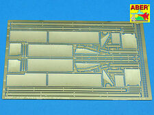 ABER 1/35 PE PHOTO-ETCHED FENDERS for PANZER.IV Pz.Kpfw.IV #35A09