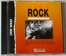 LINK WRAY (CD) RUMBLE GENIES DU ROCK ATLAS N° 100
