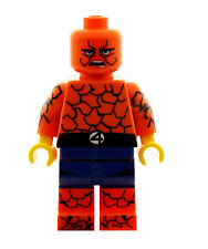 Custom Minifigure The Thing Fantastic 4 Printed on LEGO Parts