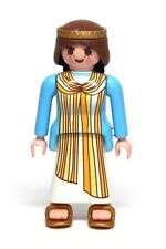 Playmobil Figure Custom Medieval Greek Roman Princess w/ Gold Headband Sandals