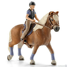 *NEW* SCHLEICH 42113 Recreational Horse & Rider - Equine Riding Set