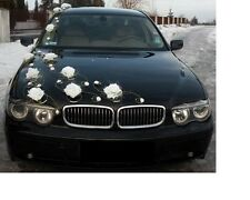 wedding car decoration, ribbon , bows, prom limusine decoration, venue, XXL excl
