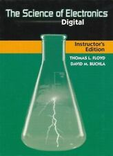 The Science of Electronics: Digital by Floyd, Thomas L., Buchla, David M.