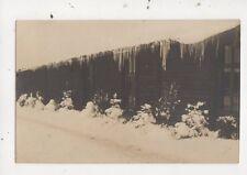 Munster 1915 POW Camp Kriegsgefangene WW1 RP Postcard 850a