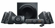 Logitech Z906 Stereo Speakers 3D - 5.1 Dolby Surround Sound 500-Watt - BRAND NEW