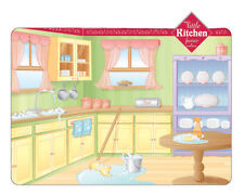 My Little Kitchen Fairies Spring Cleaning Easel Backer Display NEW #4021676