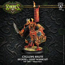 Hordes - Skorne - Cyclops Brute Light Warbeast - PIP 74067 - SEALED