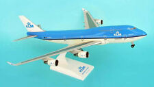 KLM Royal Dutch Airlines Boeing 747-400 1:200 SkyMarks Modell SKR434 B747 NEU