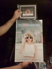 2--2015 taylor swift xfinity & comcast  1989 world tour posters wow look RARE!!!