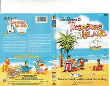 The Return To Treasure Island-1992-[72 Minutes]-Animated-DVD