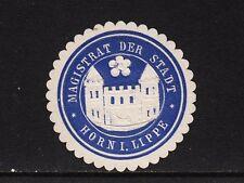 49892/ Siegelmarke - Magistrat der Stadt - HORN i. LIPPE - GÜNSTIG