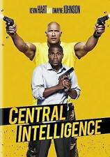 Central Intelligence DVD Brand New Movie Ships Worldwide