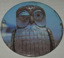 "1980 Clash of the Titans ""Bubo the Owl"" Pin 3"" Has Some Spots"