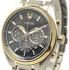 Citizen Mens Eco Drive Titanio CA4015-54E