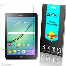 2X ZenTech Clear Screen Protector Guard Shield For Samsung Galaxy Tab S2 8.0""