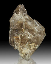 "5.2"" Fenster SKELETAL QUARTZ Clear Crystal w/WHITE PHANTOMS Mexico for sale"