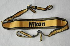 NIKON GENUINE ORIGINAL DSLR CAMERA NECK STRAP AN-6Y FOR NIKON D90 D700 D7000 NEW