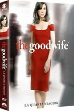 Dvd THE GOOD WIFE - Stagione Terza - 04 - (Box 6 Dischi) Serie Tv ......NUOVO