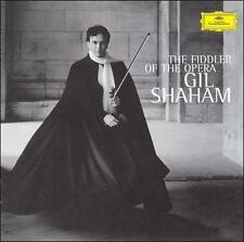 GIL SHAHAM THE FIDDLER OF THE OPERA CD