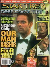 rivista cinema - STAR TREK DEEP SPACE NINE - ANNO 1995 NUMERO 15