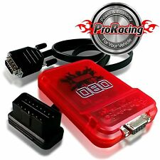 Remap Tuning OBD II Performance Chip Petrol Lexus IS 200 114 kW