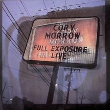 MORROW,CORY-FULL EXPOSURE LIVE (BONUS DVD) CD NEW