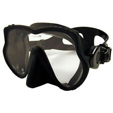 Raven Frameless Low Volume DIve Mask Freedive Spearfishing Scuba Snorkeling