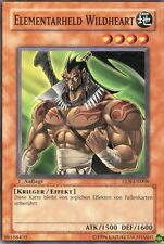 Yu-Gi-Oh-Karte - Elementarheld Wildheart