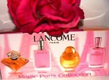 LANCOME PARIS 4 PC MINI PERFUME COLLECTION