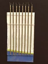 NEW! SIZE 5 Doll Reroot or Rehair Replacement Needles. Quantity: 8