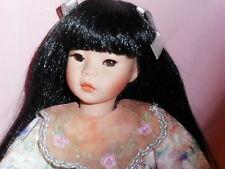 Künstlerpuppe Doll Puppe MARILEE  Pauline Bjonness-Jacobsen Porzellan 30cm