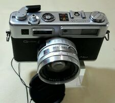 YASHICA ELECTRO 35 RANGE POINTER CAMERA WORKING CONDITION.