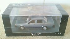 NEO scale MODELS DATSUN BLUEBIRD U910 1979 1:43 SCALE