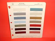 1963 OLDSMOBILE CUTLASS STARFIRE JETFIRE 98 DYNAMIC 88 CONVERTIBLE PAINT CHIPS