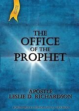 The Office of the Prophet by Apostle Leslie D. Richardson (2014, Paperback,...