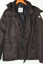 MONCLER 'Hobart' Down Hooded Field Jacket Size 3