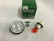 Bearmach Land Rover Defender Clear Indicator Lamp Light Unit  XBD500010
