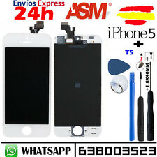 Screen Full Display Retina Iphone 5G 5 G LCD Touch WHITE with tool