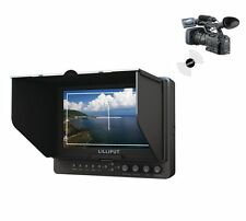 "Lilliput 665/P/WH Wireless HDMI WHDI 7"" Field Monitor Advanced Function for DSLR"