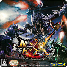 3DS Monster Hunter XX Nintendo Capcom Action RPG Games PREORDER