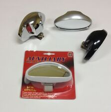 UNIVERSAL WIDE ANGLE SAFETY SIDE VIEW BLIND SPOT MIRROR CAR VEHICLE JH FX077