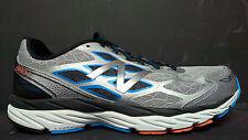 New Balance Men's Size 11.5 2E Width Running Shoes, M880SB5, Gray Blue